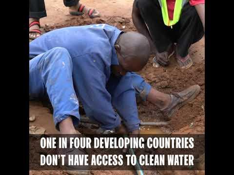 Bringing hope to the Mzandu Health Centre in Malawi   #BringWater   WaterAid