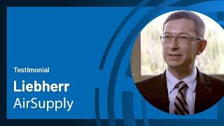 What Liebherr says about SupplyOn AirSupply