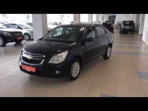 Купить Шевроле Кобальт (Chevrolet Cobalt) 1.5 105 лс AT 2014 г. с пробегом бу в Саратове Автосалон