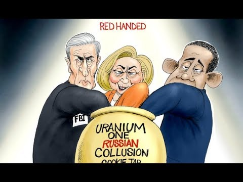 How much did America get paid for Uranium One - Fake Gold in Canada