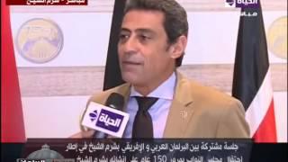 نائب: هناك دولا حاولت منع إقامة جلسات البرلمان الإفريقي في مصر