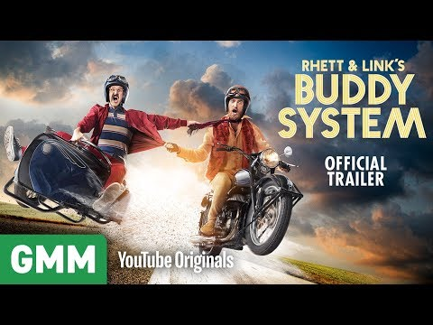Rhett & Link's Buddy System Season 2  (Official Trailer)