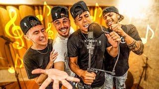 FOMOS GRAVAR A MUSICA DOS CAÇADORES DE LENDAS!