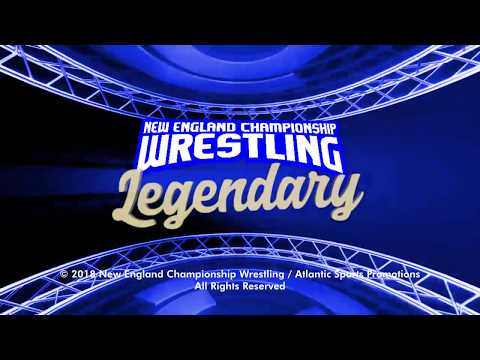 "NECW Legendary Ep 3 - ""Hurricane"" John Walters vs. ""Die Hard"" Eddie Edwards"