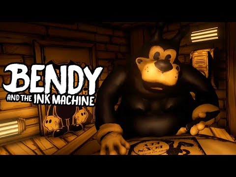 WHAT HAPPENED TO BORIS?! | Bendy And The Ink Machine Downward Fall (ENDING)