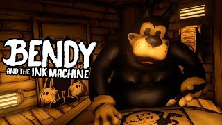 Resultado de imagen para Bendy and the Ink Machine Chapter Four