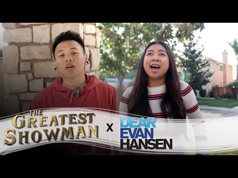 This Is Me/You Will Be Found (Mash-Up) - The Greatest Showman/Dear Evan Hansen | AJ Rafael