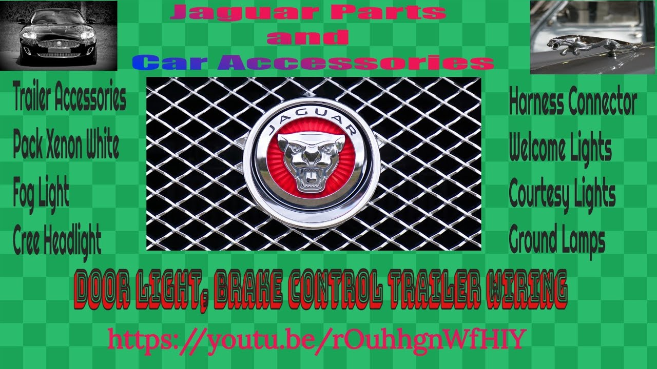 Jaguar Wiring Harnes Connector
