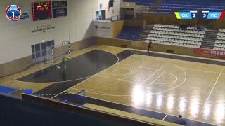 Futsal LIVE   CFF Clujana Cluj-Napoca -  Bukovina Vicov