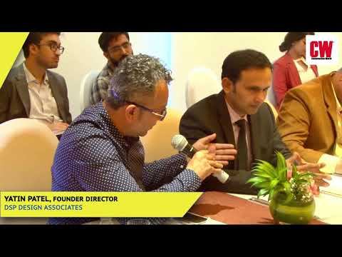 Construction World Round Table on Workplace of the Future  - Mumbai