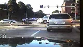 Police video: Hawkeye Josh Koeppel hit by a truck
