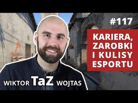 TaZ o KARIERZE i ZAROBKACH z ESPORTU // TaZ CAREER & ESPORT EARNINGS - Wiktor Wojtas - WNOP #117