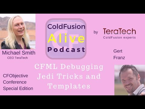 024 CFML Debugging Jedi Tricks and Templates, with Gert Franz