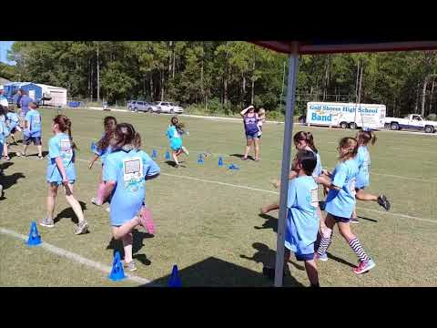 2017 Gulf Shores Elementary School Fun Run