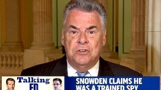 Peter King: NSA Has Done Nothing Wrong