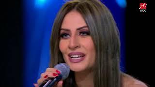 نهال نبيل تغني تتر مسلسل سارة بعد  13 عاماً   شاهد رد فعل شريف عامر