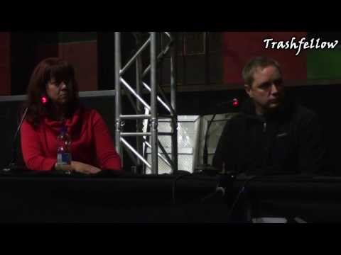 Weekend of Horrors 2013 Q&A with Heather Donahue & Michael C. Williams [The Blair Witch Project]