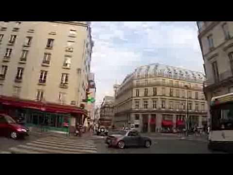 Paris: Rue Saint-Honoré and Rue Croix des Petits Champs, near the Louvre