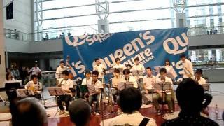 【京浜Jazz Explosion】Letter from home~sixteen men swinging