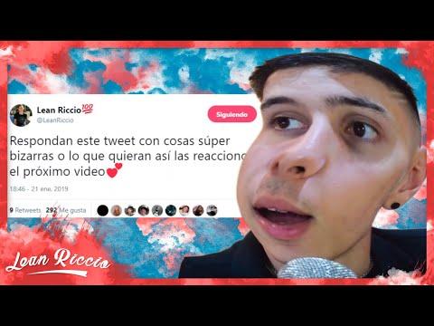 COSAS BIZARRAS DE TWITTER