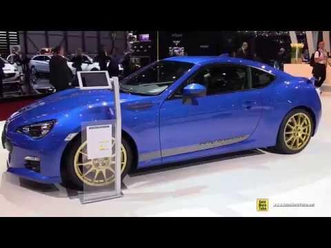 2016 Subaru Brz Exterior And Interior Walkaround 2016 Geneva