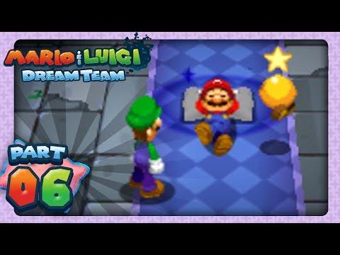 Mario & Luigi: Dream Team - Part 6 - Luiginary