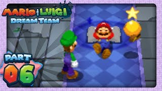 Mario & Luigi: Dream Team - Part 6 - Luiginary