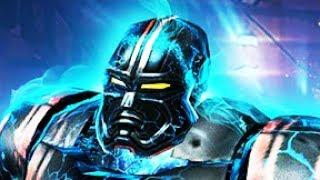 Real Steel Champions ZEUS ATOM BOT ZEUSATOM VS ALL REGION V NEW ROBOT Живая Сталь