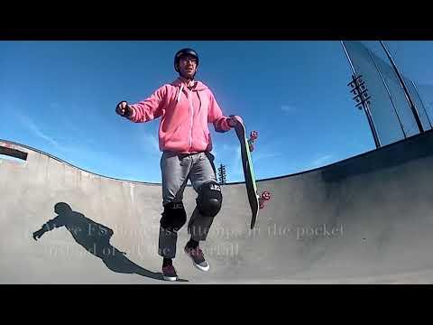 45 yo skating in Seattle edit #2