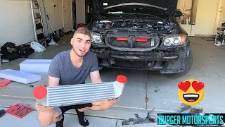 THIS 335I IS GOING TO BE A BEAST!