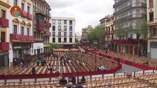 El Sábado Santo de la Semana Santa de Sevilla 2019 -Directo-