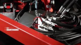 MOFFETT M8NX Hydraulic Control