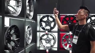 4PLAY Wheels 2019 SEMA Booth