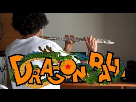 dragon ball - makafushigi adventure (flute cover)