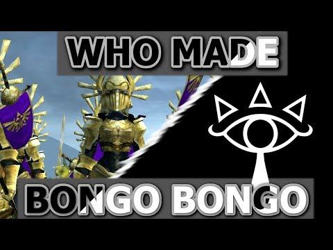 (Zelda Theory) Who Made Bongo Bongo? - Secrets of the Shadow Temple Theory