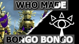 (Zelda Theory) Who Made Bongo Bongo? - Secrets of the Shadow Temple Theory