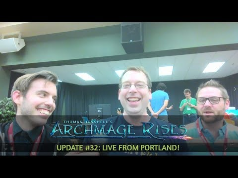 Update #32: Live from Portland with James the Musician