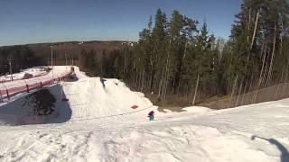 видео Силичи - Беларусь. Горнолыжный курорт силичи