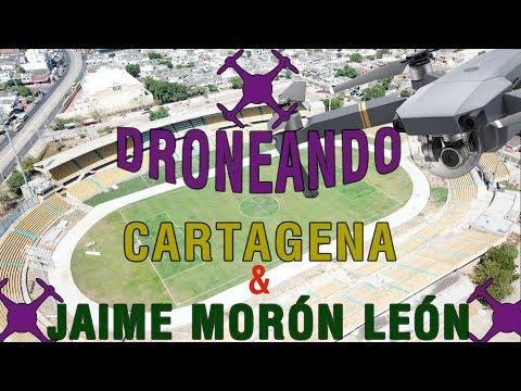 Tomas Aereas de Estadio Jaime Moron - Drone Mavic Pro