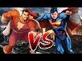 Superman VS Shazam | Who Wins?