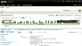 Splunk - Windows Search