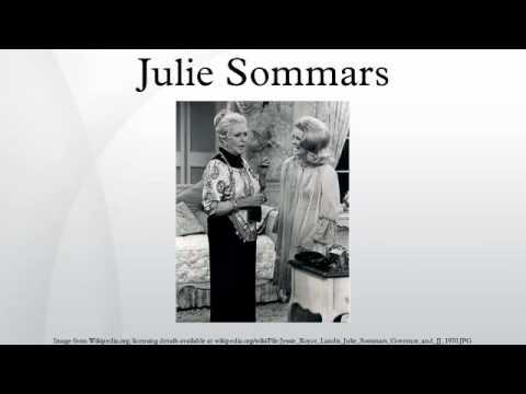 julie sommars net worth