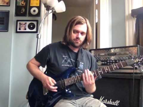 Tool - Vicarious Guitar Lesson (Pt. 1/2)