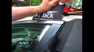 Buick Park Avenue Opened using stiff Long Reach