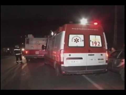 Uma pessoa morre em acidente envolvendo uma carreta