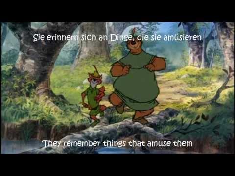 Oo-de-lally German Subs+Trans
