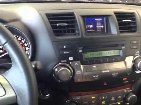 2008 Toyota Highlander 4wd 4dr Limited