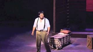 """Oklahoma! """"Lonely Room"""" Amazing 18 Year old as Jud"""