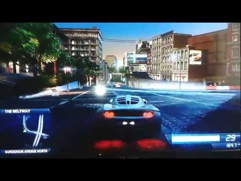 Amazing Need For Speed jump