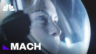 Can A Virtual Reality Game Help Astronauts Cope With The Journey To Mars? | Mach | NBC News